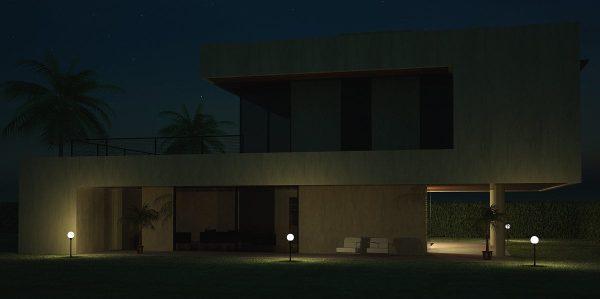 012-Exterior Scenes-Houses