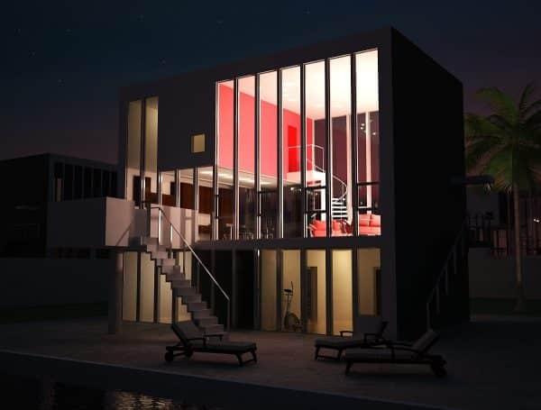 016-Exterior Scenes-Houses