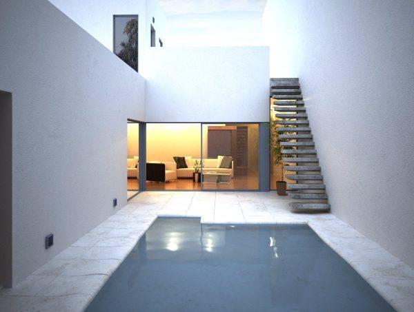 020-Exterior Scenes-Houses