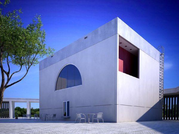 034-Exterior Scenes-Houses