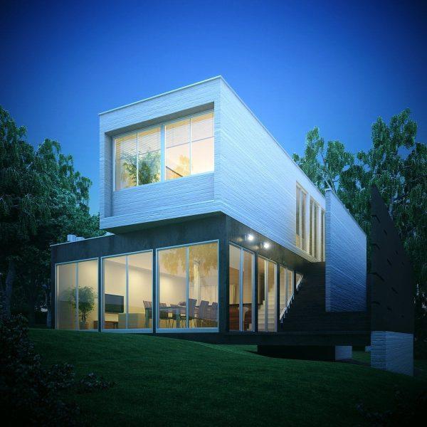 039-Exterior Scenes-Houses