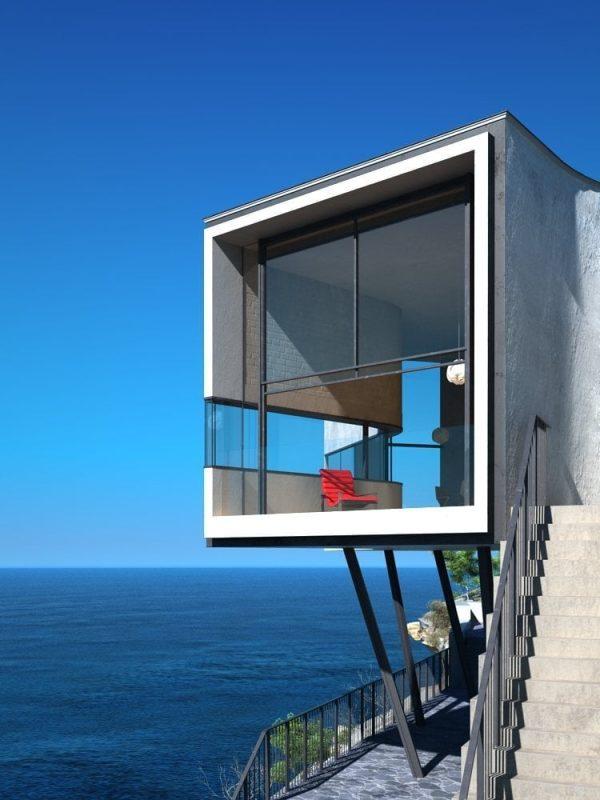 House Exterior Scene 043