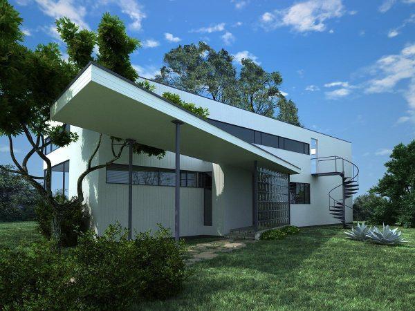 044-Exterior Scenes-Houses