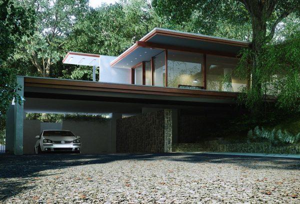 057-Exterior Scenes-Houses