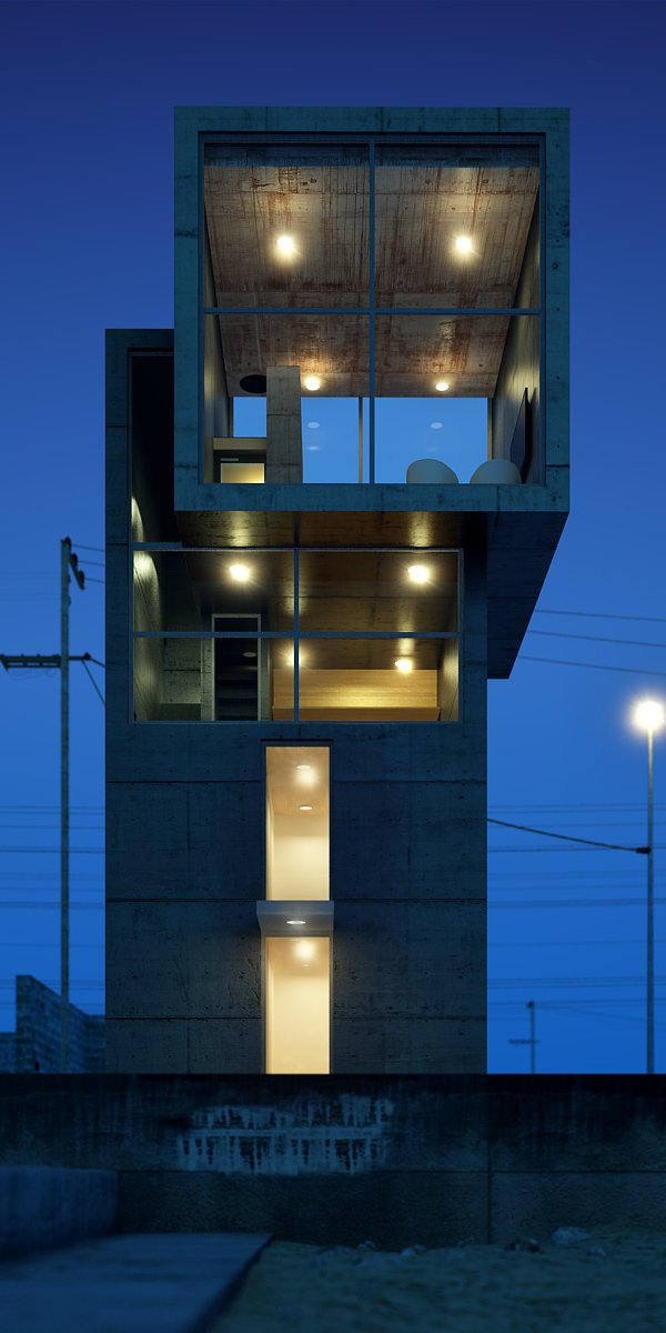 059-Exterior Scenes-Houses