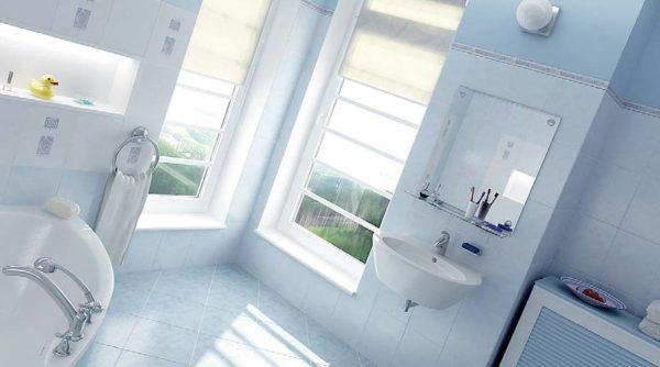 Bathroom Interior Scene 001
