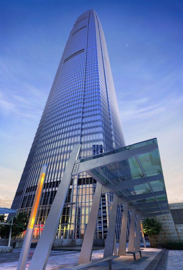 002-Exterior Scenes-High-Rise Buildings