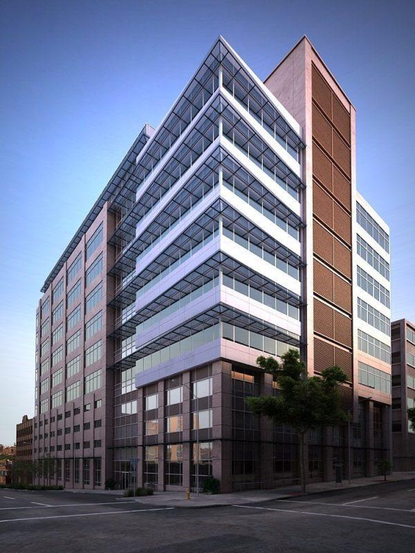 002-Exterior Scenes-Mid-Rise Buildings