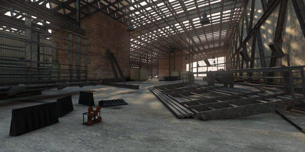 Shop & Store Interior Scene 002