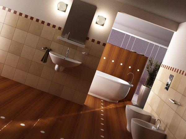 003-Interior Scenes-Bathrooms