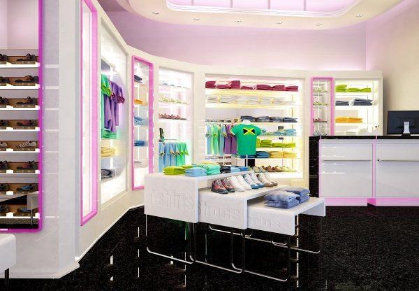 Shop & Store Interior Scene 003