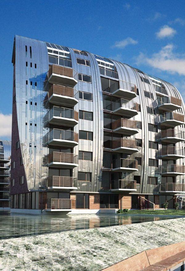 004-Exterior Scenes-Mid-Rise Buildings