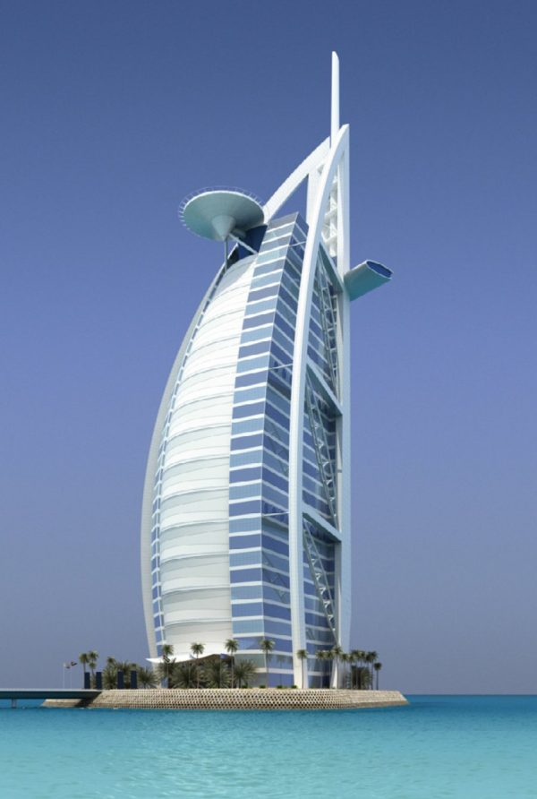 004-Exterior Scenes-Public Buildings-El-Arab Mall-Dubai