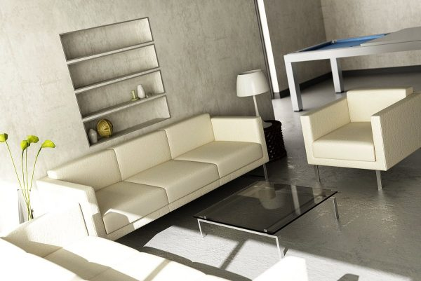 Living Room 3d Max Interior Scene 004