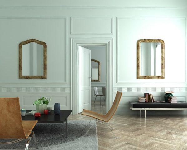 Corridor & Lobby Interior Scene 005