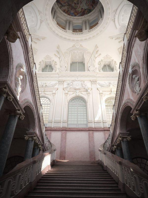 Stairs Interior Scenes 006