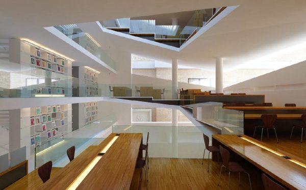 007-Interior Scenes-Offices & Libraries