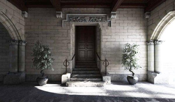 009-Interior Scenes-Miscellaneous-Entrance