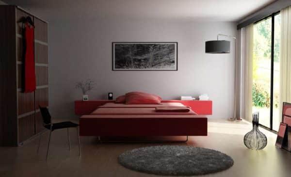 Bedroom 3d Max Interior Scene 010