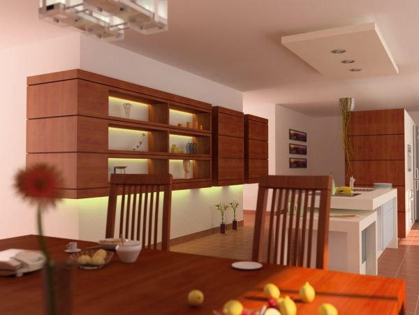 010-Interior Scenes-Kitchens & Dinningrooms