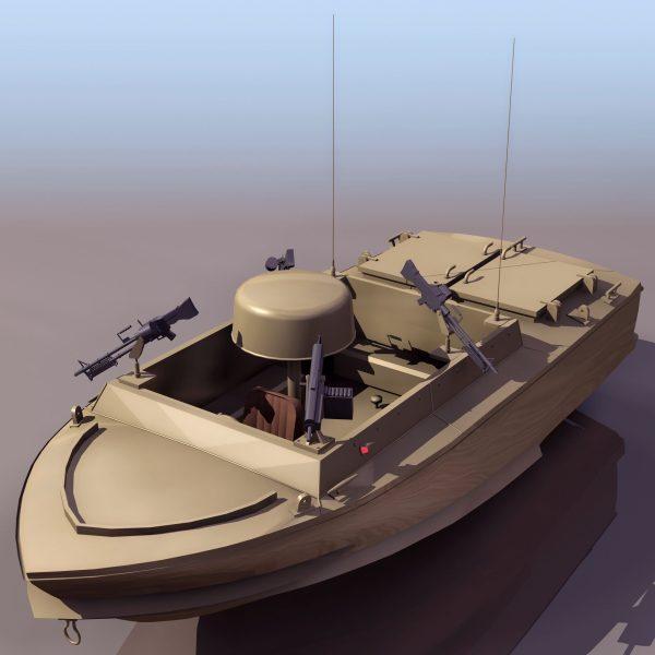 011-3d Models-Ships & Submarines