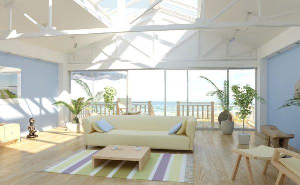 Living Room 3d Max Interior Scene 014