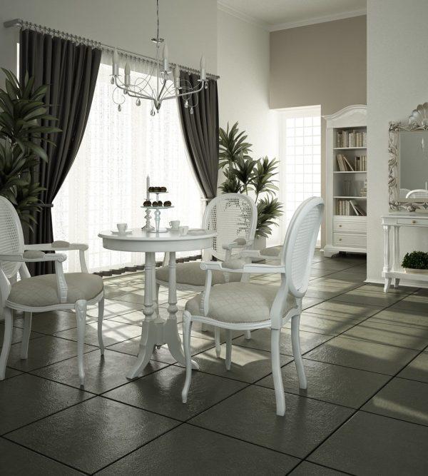 Kitchen & Dinning Room Interior Scene 021