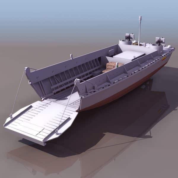 031-3d Models-Ships & Submarines