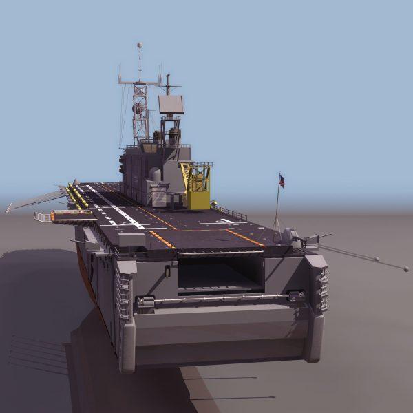 032-3d Models-Ships & Submarines