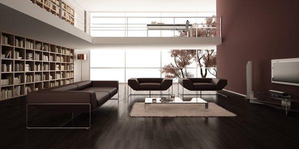 Living Room 3d Max Interior Scene 035