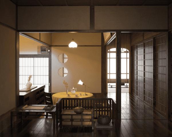 038-Interior Scenes-Kitchens & Dinningrooms