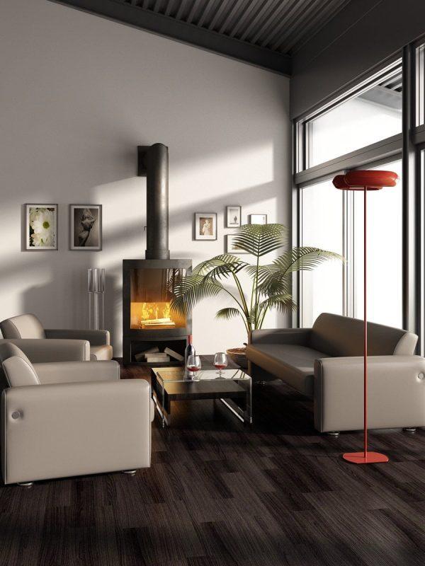 Living Room 3d Max Interior Scene 039