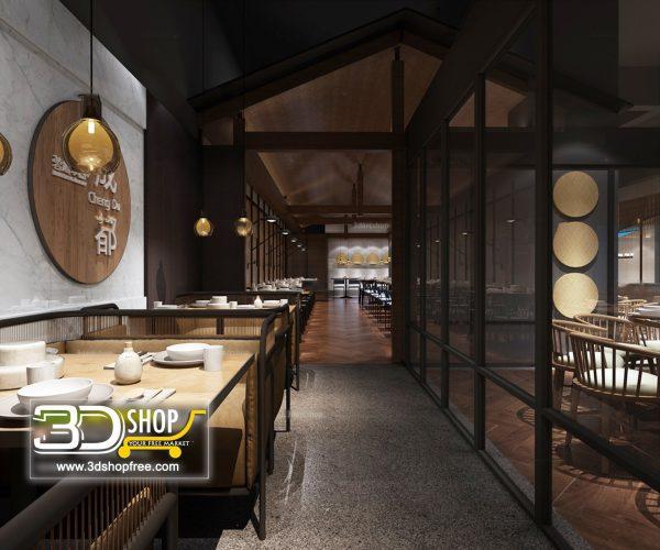 043-Interior Scenes-Cafes & Restaurants-Southeast Asian style