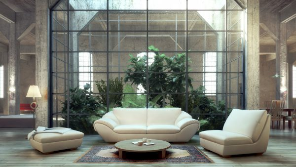 Living Room 3d Max Interior Scene 050