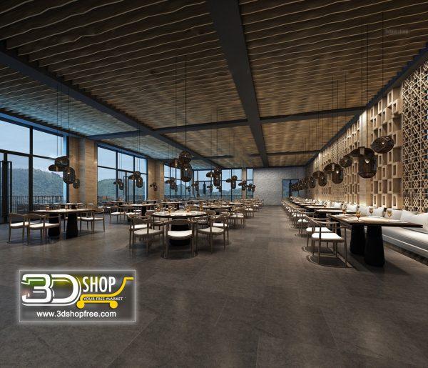 052-Interior Scenes-Cafes & Restaurants-Southeast Asian style