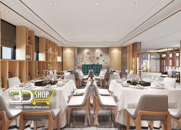 129-Interior Scenes-Cafes & Restaurants-Mix style