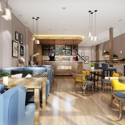 170-Interior Scenes-Cafes & Restaurants-Modern style