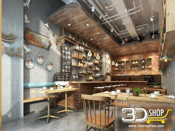 173-Interior Scenes-Cafes & Restaurants-Modern style