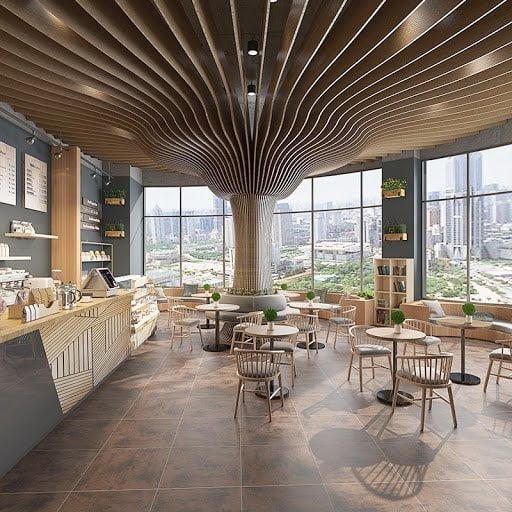 176-Interior Scenes-Cafes & Restaurants-Modern style