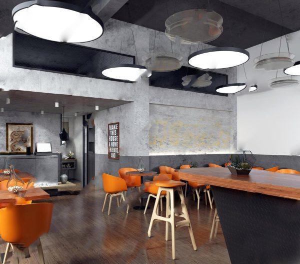 181-Interior Scenes-Cafes & Restaurants-Modern style