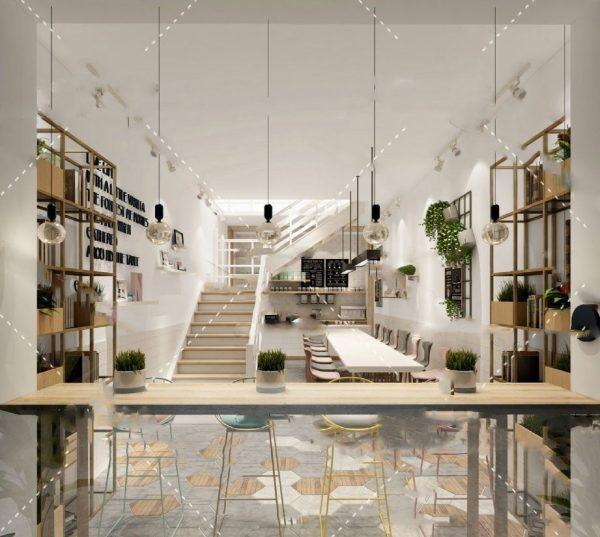 208-Interior Scenes-Cafes & Restaurants-Modern style