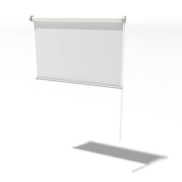 Curtain 3d Model 001