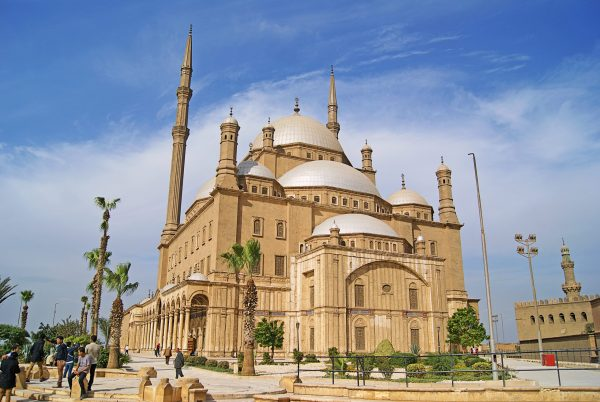 Mohammed Ali Mosque 3d Model 001
