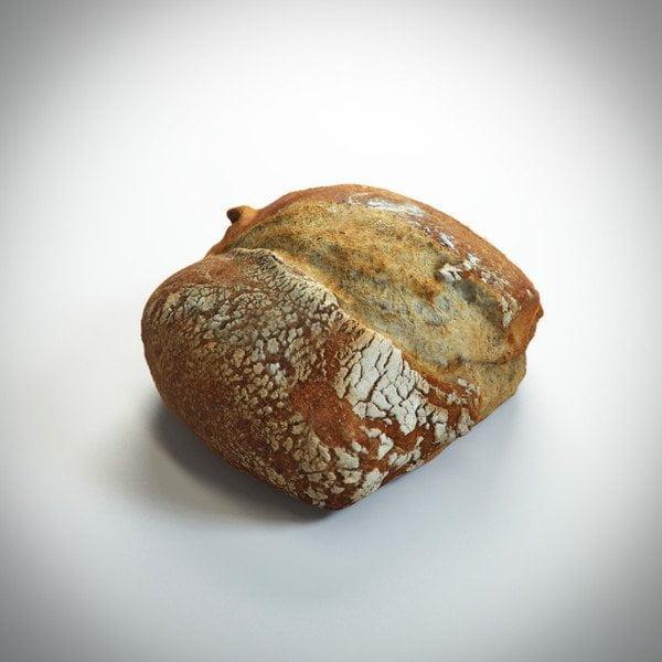 Bread 3d Models 002