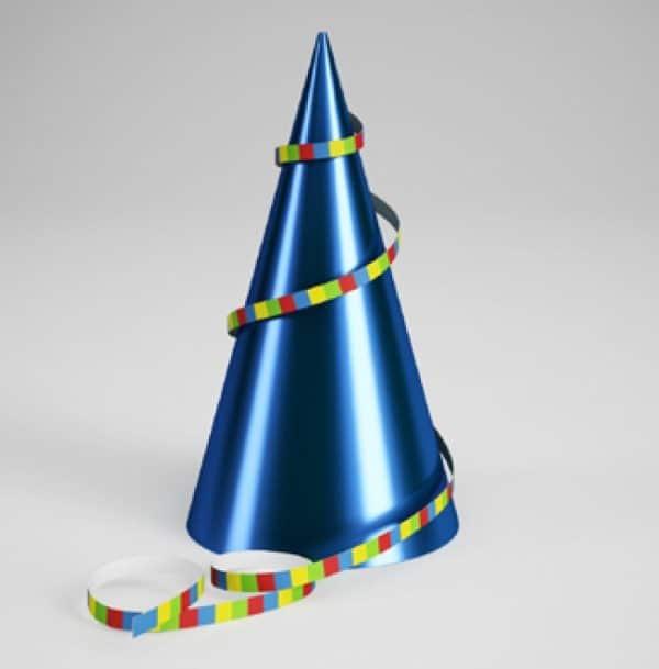 002-3d Models-Party Supplies-Hat