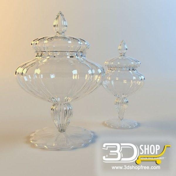 002-3d Models-Vases