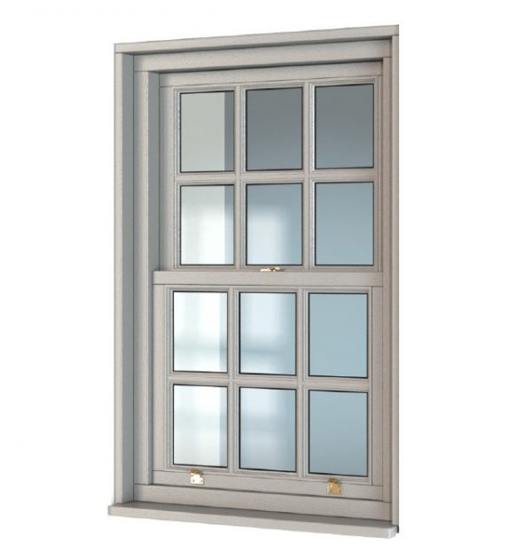 002-3d Models-Windows & Doors-Window