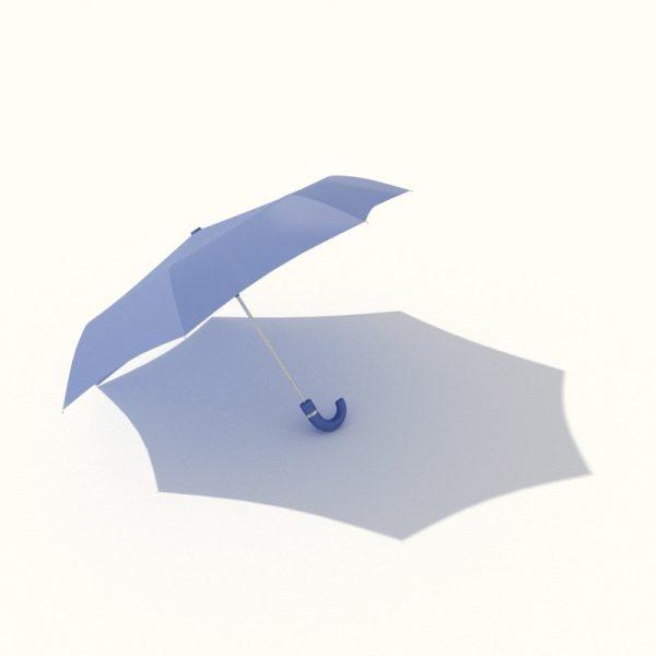 003-3d Models-Accessories-Umbrella