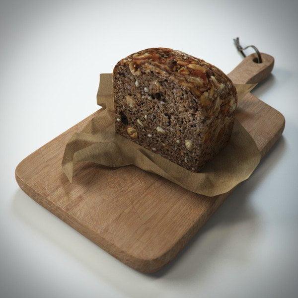 Bread 3d Model 003