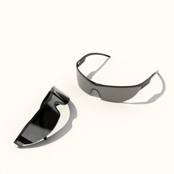 004-3d Models-Accessories-Sun-Glasses